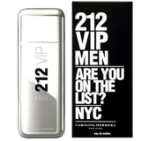 Carolina Herrera 212 VIP Men, 100 ml фото