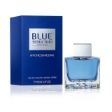 "Туалетная вода Antonio Banderas ""Blue Seduction for Men"", 100 ml фото"