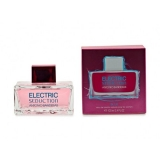 Туалетная вода Antonio Banderas Electric seduction Blue Woman 100ml фото