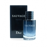 Christian Dior Sauvage edt 100ml фото
