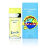 Dolce & Gabbana Light Blue ITALIAN ZEST 100ml фото