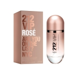 CAROLINA HERRERA 212 VIP Rose 80ml фото