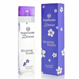 Sergio Tacchini Donna Blooming Flowers 75ml фото