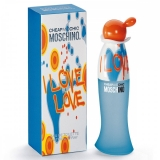 Moschino Cheap and Chic I Love Love, 100 ml фото