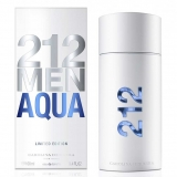 Carolina Herrera 212 Men Aqua edt 100ml фото