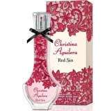 Christina Aguilera RED SIN edp 75ml фото