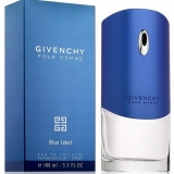Givenchy Pour Homme Blue Label, 100 ml фото