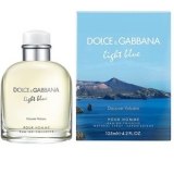 DOLCE & GABBANA LIGHT BLUE VULCANO 125 ml фото
