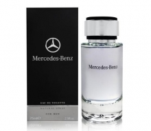 Mercedes-Benz Eau De Toilette For MEN 120ml фото