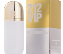 Carolina Herrera 212 VIP PILLS 80ml фото