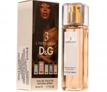 DOLCE & GABBANA 3 LIMPERATRICE For Women 50 мл фото