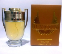 Туалетная вода Paco Rabanne INVICTUS  Gold 100 ml фото