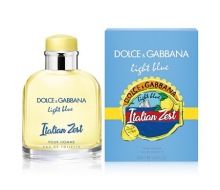 Dolce & Gabbana Light Blue ITALIAN ZEST 125ml фото