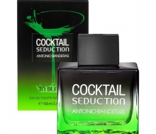 Antonio Banderas Cocktail Seduction Black 100ml фото