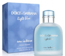 D&G Light Blue pour Homme Eau Intense, 100 ml фото