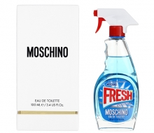 MOSCHINO MOSCHINO Fresh Couture 100ml фото