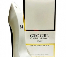 Carolina Herrera Good Girl 80ml White фото