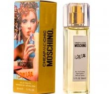 Moschino - Cheap & Chic I Love Love for Women EDT 50 мл фото