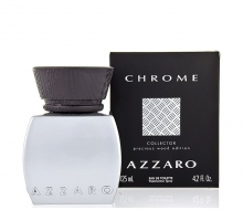 Azzaro Chrome COLLECTOR 125ml фото