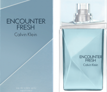 CALVIN KLEIN ENCOUNTER FRESH 100 ml фото