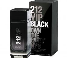 Carolina Herrera 212 VIP Black 100ml фото