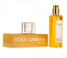 DOLCE&GABBANA THE ONE pour femme 50 мл фото