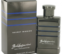 BALDESSARINI SECRET MISSION 90ml фото