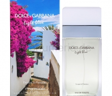 DOLCE & GABBANA LIGHT BLUE ESCAPE TO PANAREA 100 ml фото
