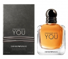 Giorgio Armani Stronger With You 100ml фото