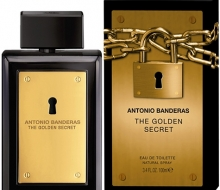 Antonio Banderas The Golden secret, 100 ml фото