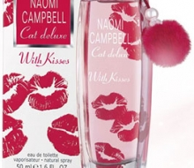 Naomi Campbell Cat deluxe With Kisses, 75ml фото
