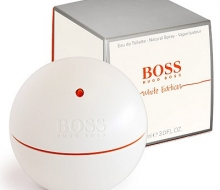 Boss In Motion White Edition фото
