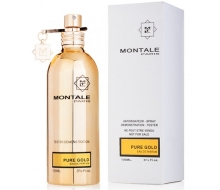 MONTALE PURE GOLD 100 ml TESTER LUX+ фото