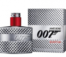JAMES BOND 007  QUANTUN 75ml фото