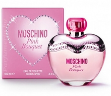 Moschino Pink Bouquet 100 ml фото