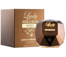 Paco Rabanne Lady Million Prive 80ml фото