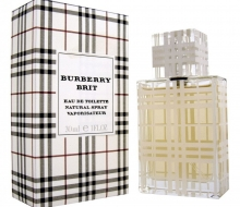 BURBERRY BRIT FOR WOMEN 100 ml фото