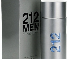 Carolina Herrera 212 Men, 100 ml фото