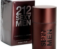 Carolina Herrera 212 Sexy Men, 100 ml фото