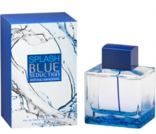 Antonio Banderas Splash Blue Seduction 100ml фото