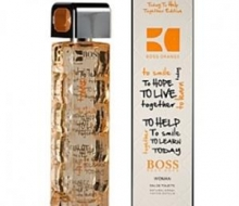 Hugo Boss Orange limeted 75ml фото