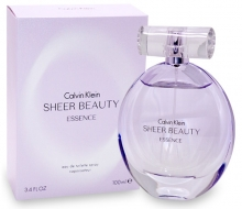 CALVIN KLEIN BEAUTY SHEER ESSENCE 100 ml фото