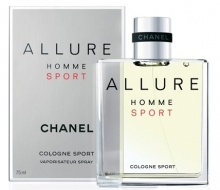 Chanel Allure Homme Sport Cologne 150мл фото
