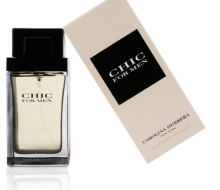 Carolina Herrera Chic For Men, 100 ml фото