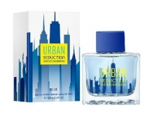 Туалетная вода Antonio Banderas Urban Blue Seduction For Men 100 ml фото