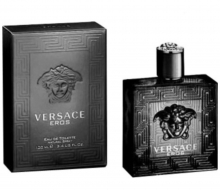 Versace Eros Black 100ml фото