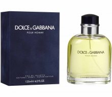 Dolce and Gabbana Dolce & Gabbana Pour Homme, 125 ml фото