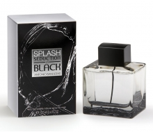 Antonio Banderas Splash Seduction in Black 100мл фото