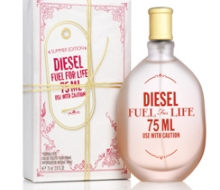 Diesel FUEL FOR LIFE Summer Edition 75ml фото