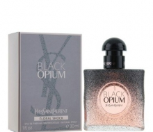 Yves Saint Laurent Black Opium Floral Shock  фото